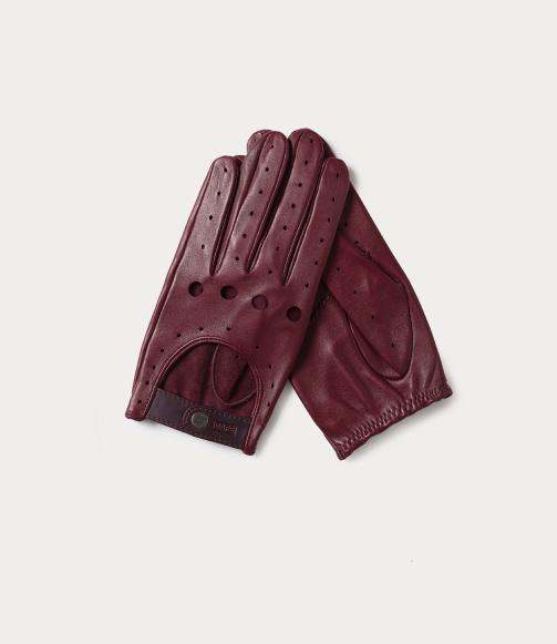 Hédonistes_Triton Burgundy _Café Leather